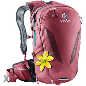 Deuter Compact EXP 10 SL Backpack Damen cardinal-maron